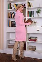 Платье женское теплое шерстяное зимнее S M L, фото 2