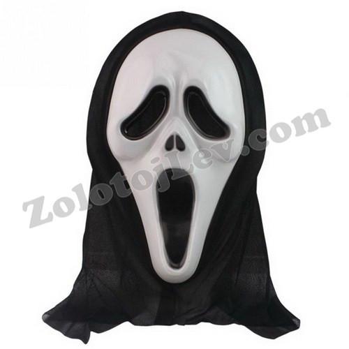 Карнавальна маска Крик