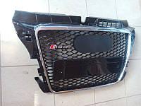 Решетка радиатора на Audi A3 в стиле RS3