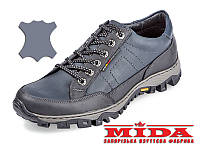 Стильные кожаные кроссовки МИДА 11525(3) 40
