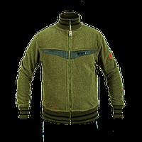 Свитер-гольф для рыбалки из полара Graff 538-P