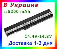 Батарея Asus P52F, P50IJ, P42JC, P42F, A52N, A52JV, A52JU, A52JT, A52JR, A52JK, A52JE, A5SV, X5MSN, 14.4-14.8V