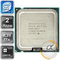 Процессор Intel Core2Duo E4500 (2×2.20GHz/2Mb/s775) БУ