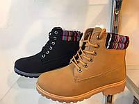 Зимние женские ботинки оптом Размеры 36-41