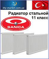 Радиатор стальной SANICA 500/11/1900