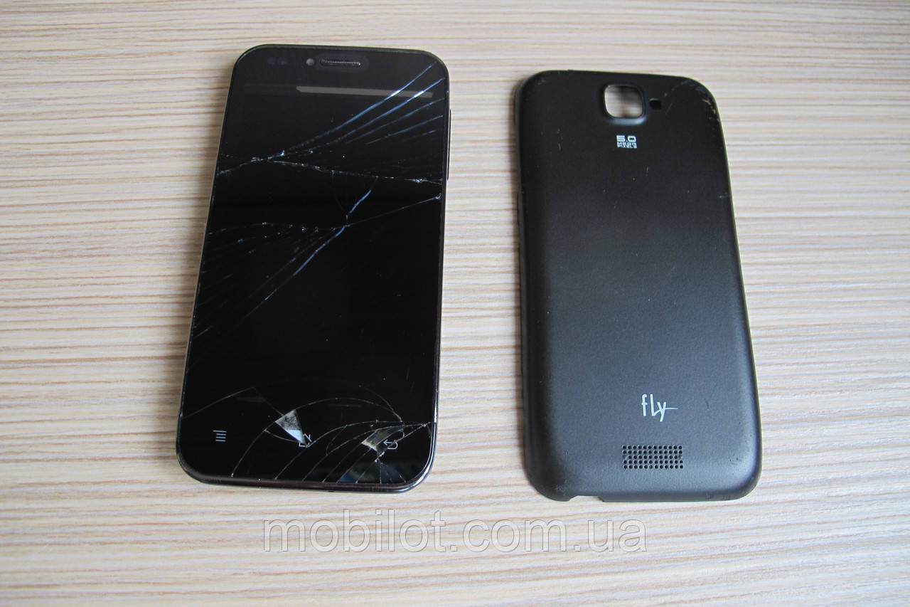 Мобильный телефон Fly IQ442 (TZ-1056)