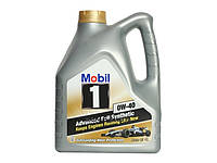 Моторное масло Mobil 1  Like New 0W40 4L
