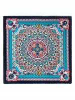 Модный платок женский 110 на 110 см в 4х цветах LSZ33-526