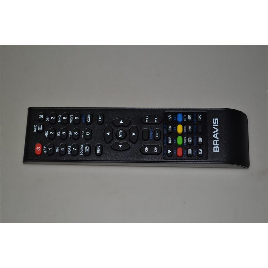 BRAVIS LED-40D2000 пульт для телевизора