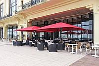Зонты для летних площадок, кафе