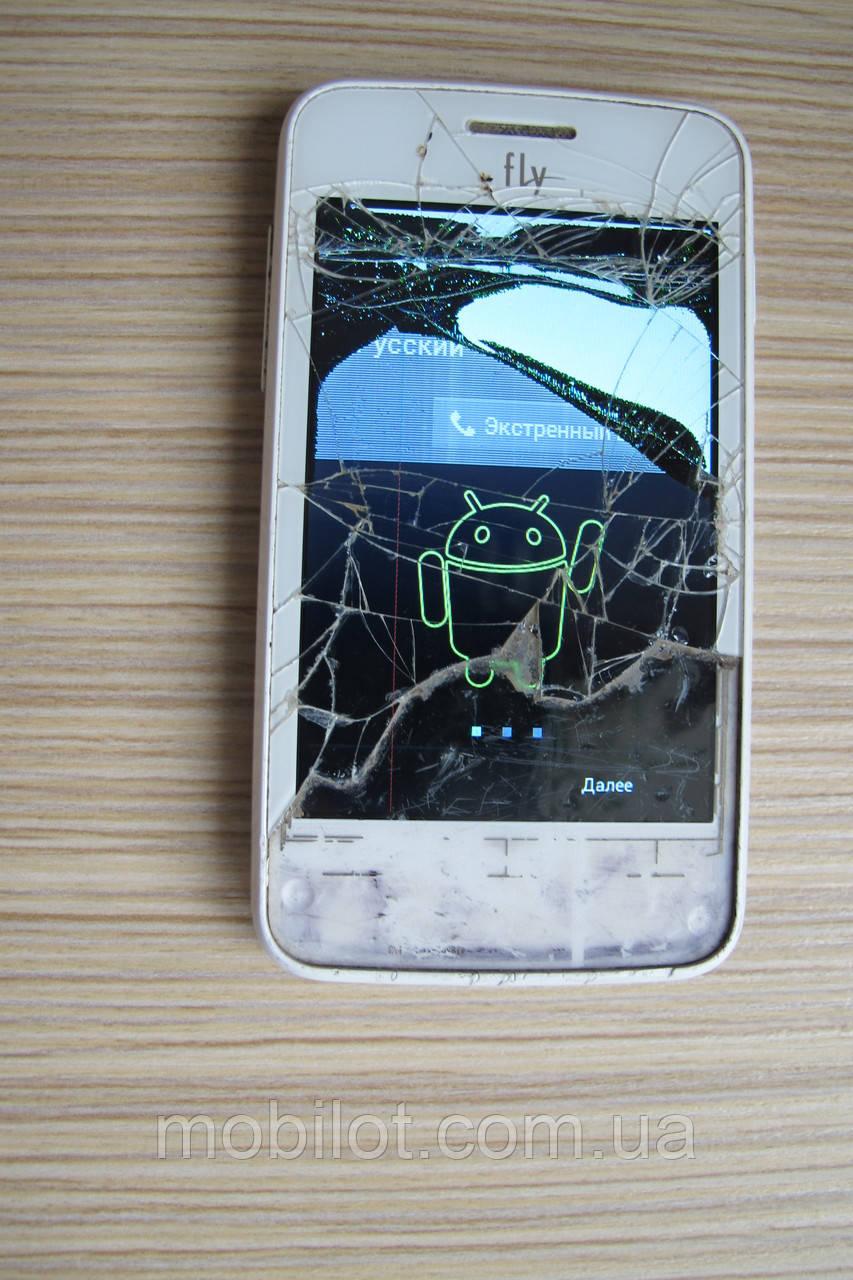 Мобильный телефон Fly IQ434 White (TZ-1256)