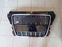 Решетка радиатора на Audi A3 в стиле S3