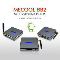 Смарт ТВ приставка Mecool BB2 Amlogic S912