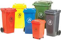 Баки для мусора 120-360л