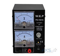 Лабораторный блок питания W.E.P PS - 1501A
