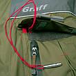 Костюм для зимней рыбалки Graff FLOAT GUARD 214-O-B (до -15С), фото 4
