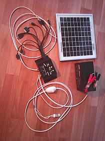 Солнечная батарея Турист-5+