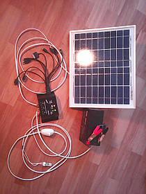 Солнечная батарея Турист-10