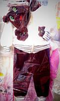 Детский махровый костюм Мишка