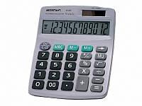Калькуляторы бухгалтерские Assistant АС-2320 черный 12 разряд, 152х120х39, пласт корп, пласт кн