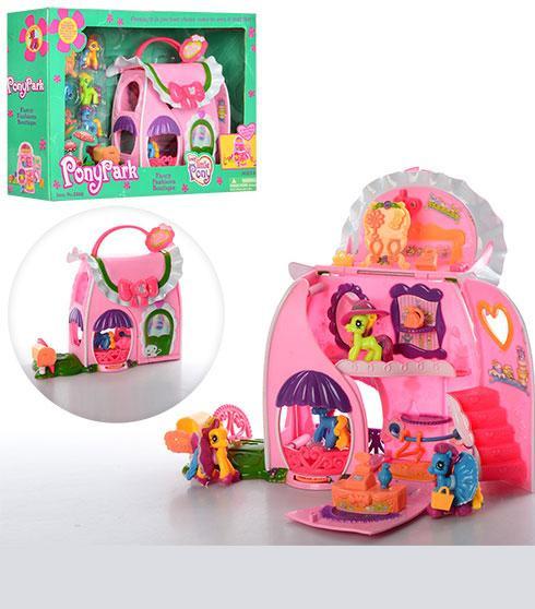 """Игровой домик для пони """"My Little Pony"""" 2386"""