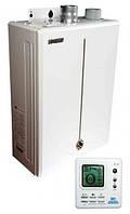 Газовый двухконтурный настенный котел для отопления DGВ-200