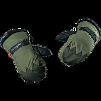 Теплые рукавицы Graff 013-O-B