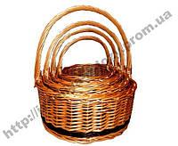 Набор подарочных корзин из 4 шт, фото 1