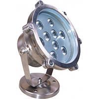 Светодиодный LED прожектор 9Вт водонепроницаемый