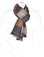 Модный мужской шарф в 2х цветах LJG34-366