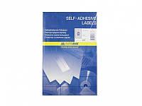 Этикетки листовые Buromax 2867 А4 68шт 16,6х48мм (100л)