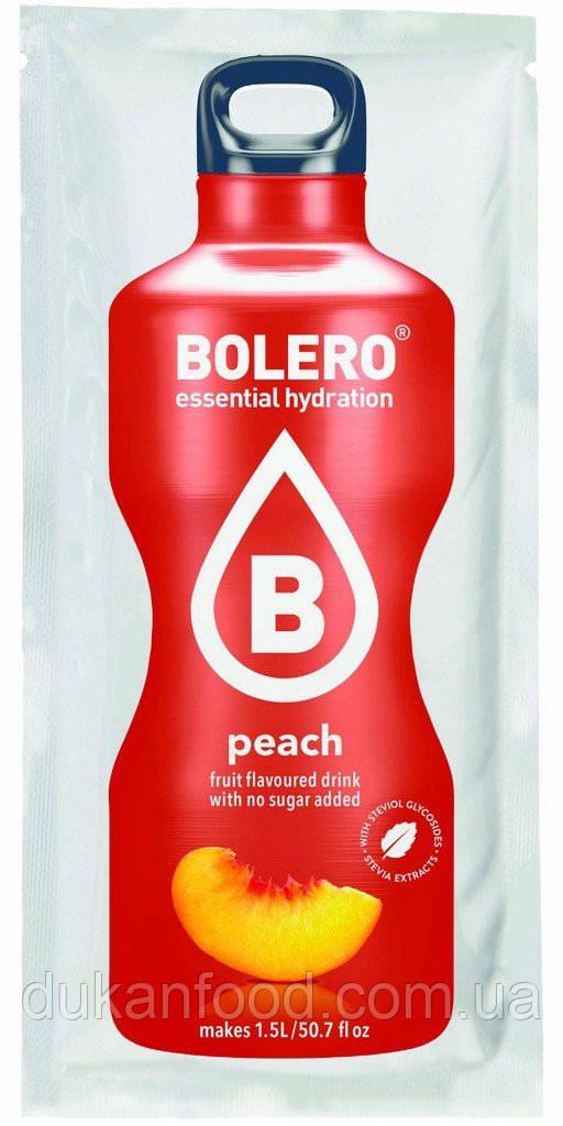 Bolero Drinks без сахара ПЕРСИК