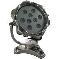 Светодиодный LED прожектор 12 Вт водонепроницаемый, фото 1