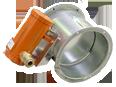 Клапан противопожарный  КПУ