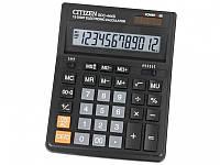 Калькуляторы бухгалтерские Citizen SDC-554S 14 разряд, 153х199х30,5, пласт корп, плст кн, ф-я с налог