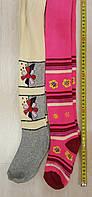 Детские махровые колготки на девочку 116-128