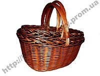 Набор плетеных корзин из 3 шт, фото 1