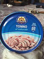Тунец в собственном соусе ATHENA 160г, фото 1