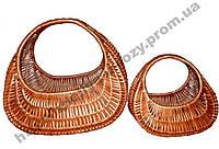 Набор плетеных сумок из 2шт, фото 1