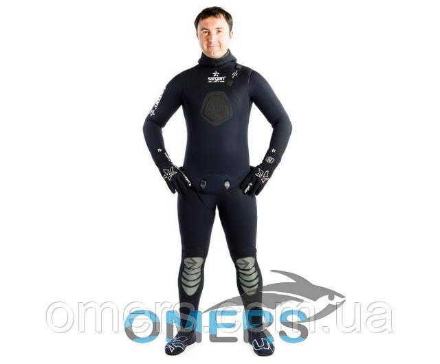 Гидрокостюм для подводной охоты Sargan Сивуч 5мм