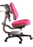 Стул ортопедический подростковый Triangular Chair 918 Comf Pro Pink в розовом цвете