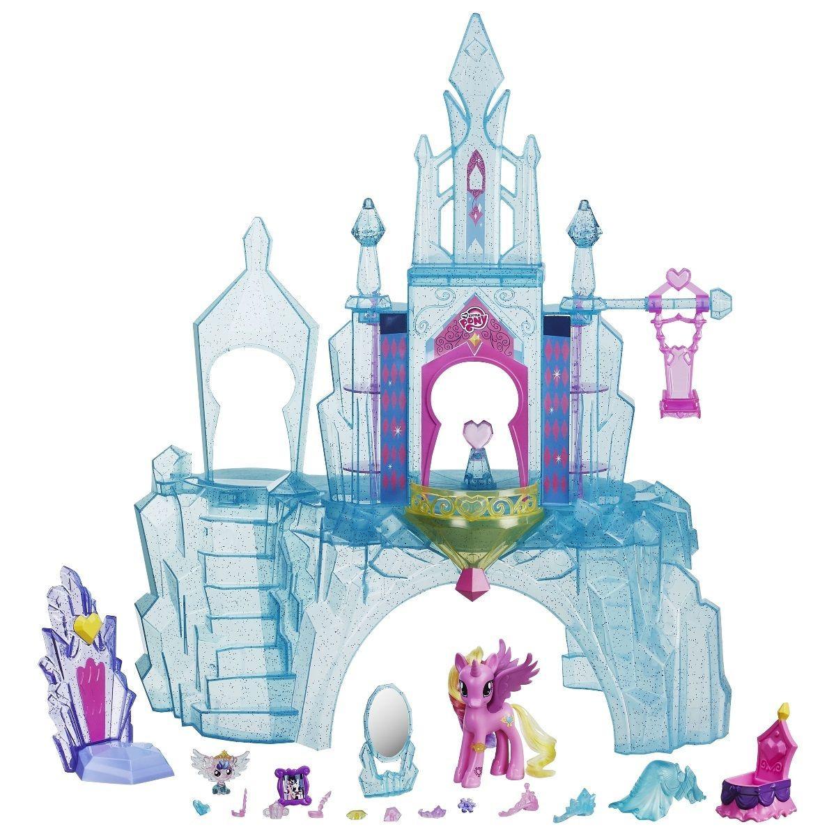 My Little Pony Замок Кришталевої Імперії ( Май Литл Пони Кристальный замок, Замок Кристальной Империи )