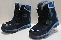 Термо сапожки на мальчика, зимние сапоги, термо обувь, зимняя обувь тмTomm р.32,35,37,38