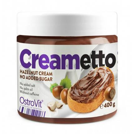 Creametto Ostrovit 400 g (масло з лісового горіха), фото 2