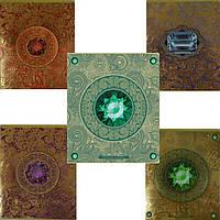 "Тетрадь Yes 675016 клетка 48л ""Драгоценная шкатулка"" (7-48-359) металлография+фольга("