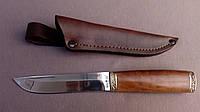 Нож охотничий Скиннер Спутник Ручная работа