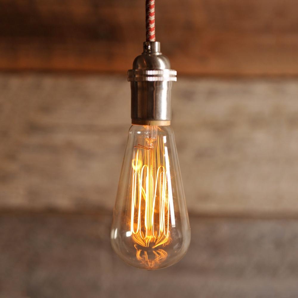 Лампа накаливания Эдисона 40вт ST64 VITO