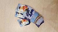 Носки детские на мальчика 17-21 (цена за набор)