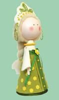 Набор для изготовления куклы (Анастасия)