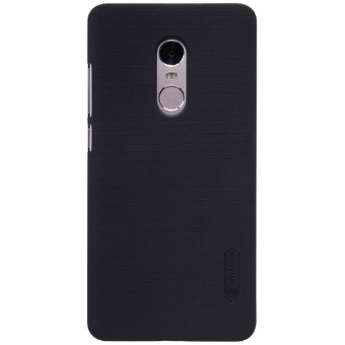 Чехол-бампер Nillkin Super Frosted Shield Black для Redmi Note 4
